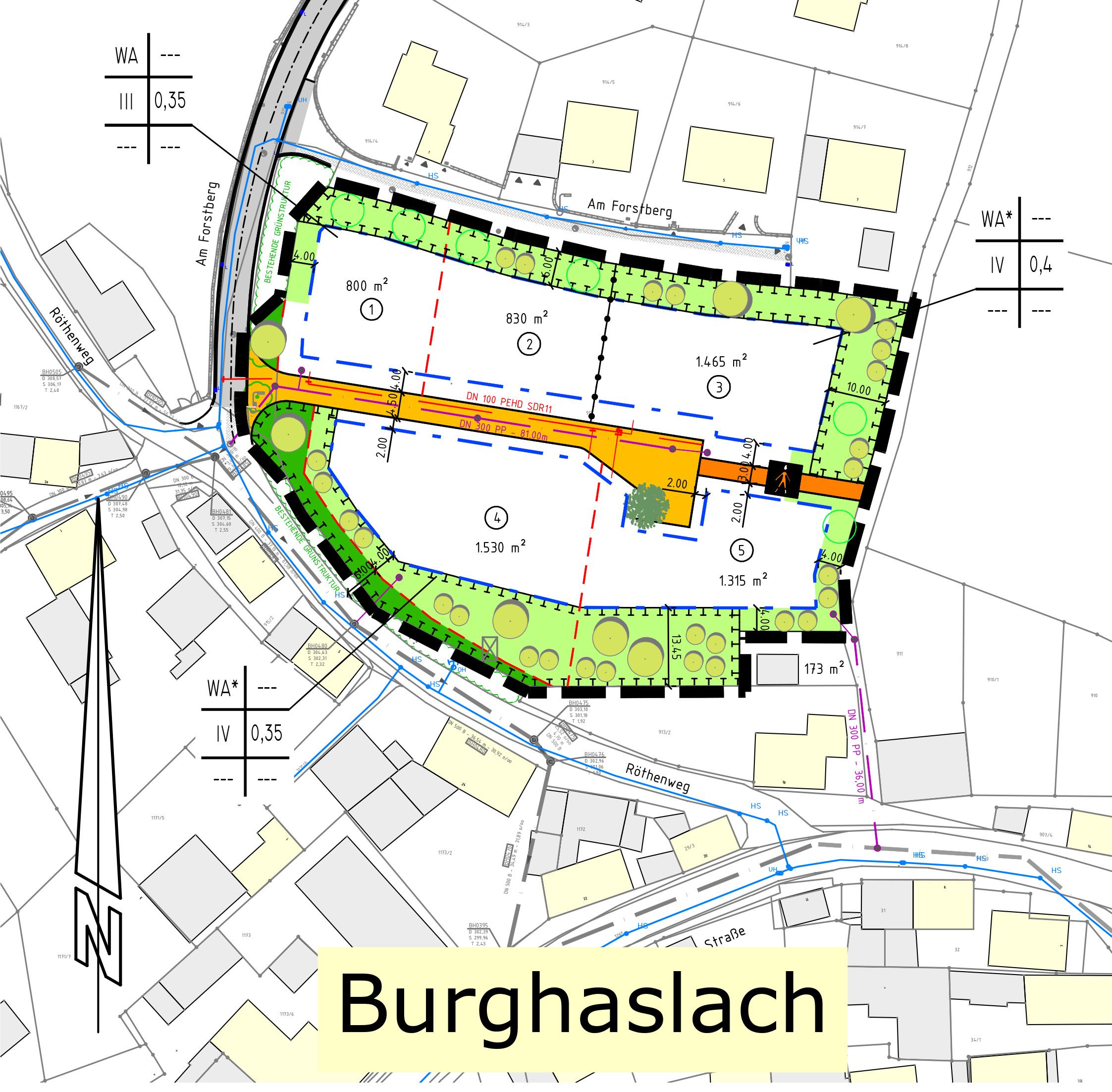 Neubaugebiet Am Forstberg