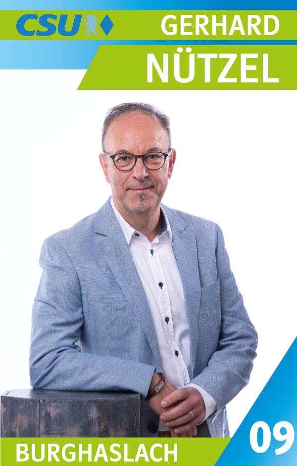 Gerhard Nützel